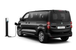 Peugeot Electric Minibus