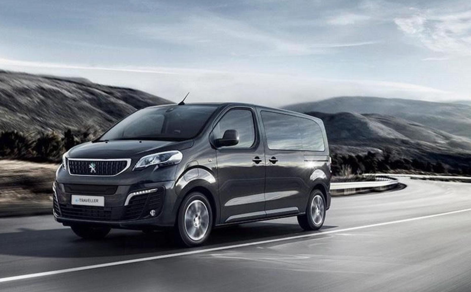 Peugeot Electric E Traveller